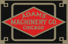Adams Machinery Company logo